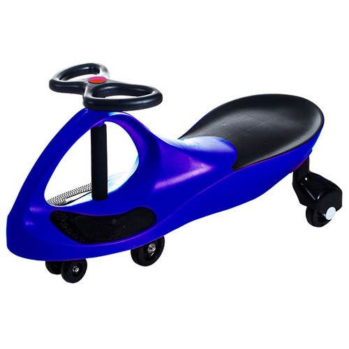 Wiggle Car- Ride On Toy- No Batteries, Gears or Pedals- Twist, Swivel & Go