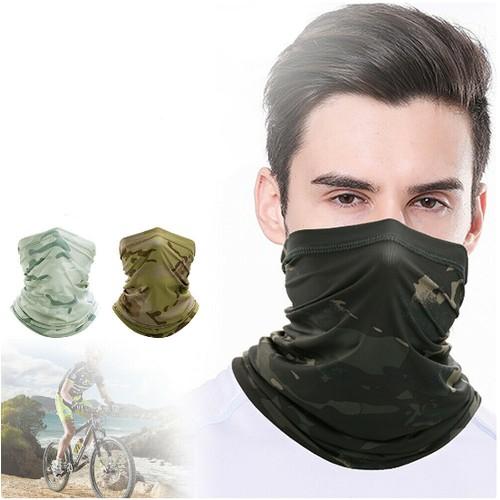 4 Colors Unisex Multi-Use Face Mask Elastic Bandana Fashion Scarf Neck