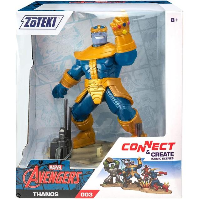 Zoteki Avengers Series-1 4 Inch Connect N Create Avengers Thanos 003