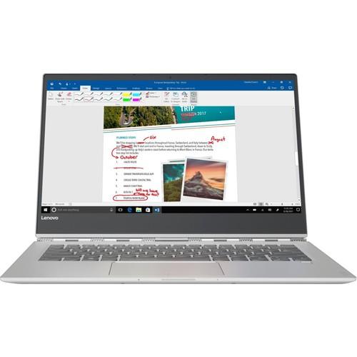 """Lenovo Yoga 920-13IKB 13.9"""" 1TB Win10,Silver(Certified Refurbished)"""