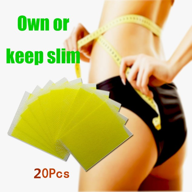 20Pcs Weight Loss Slimming Patch