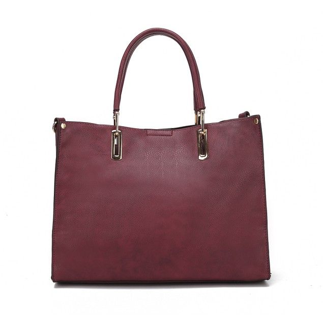 MKF Collection Royalty Lightweight Tote Bag by Mia K.