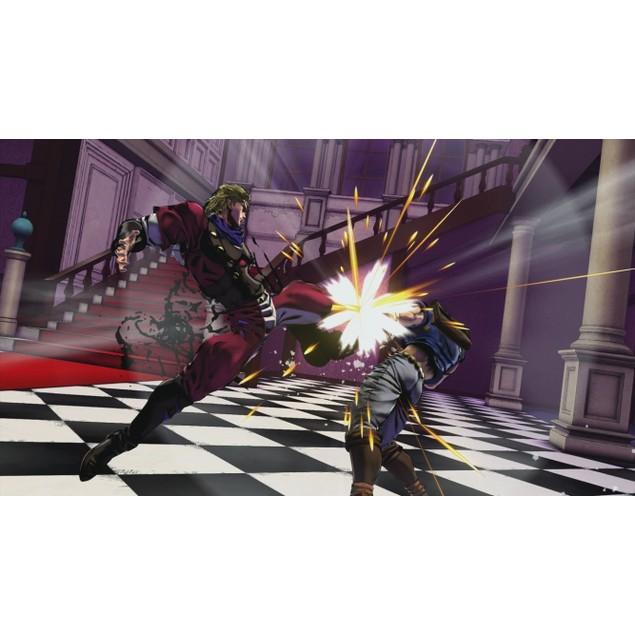JoJo's Bizarre Adventure Eyes Of Heaven Game PS4
