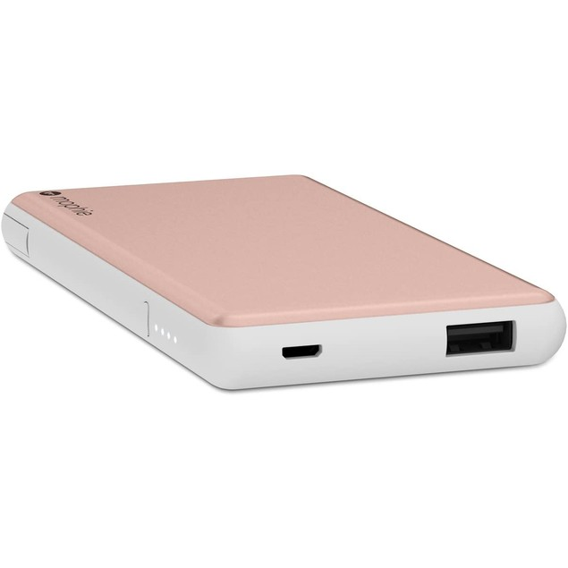 Mophie Powerstation Plus 6,000mAh Power Bank w/ Built-In Cable