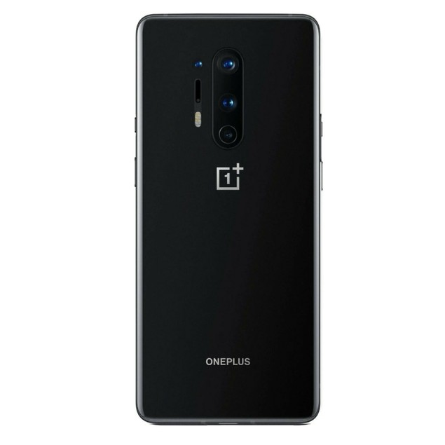 OnePlus 8 Pro IN2020 256GB/12GB RAM Factory Unlocked Onyx Black