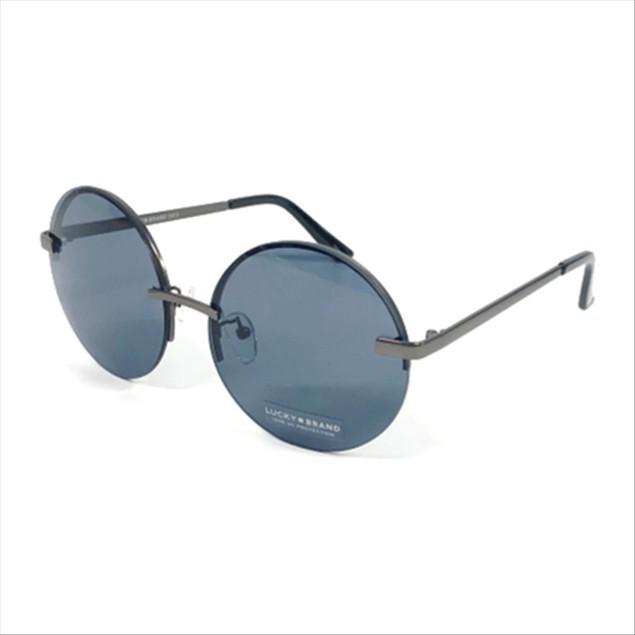Lucky Brand Men's Sunglasses SLOAN GUNMETAL 53/21/144