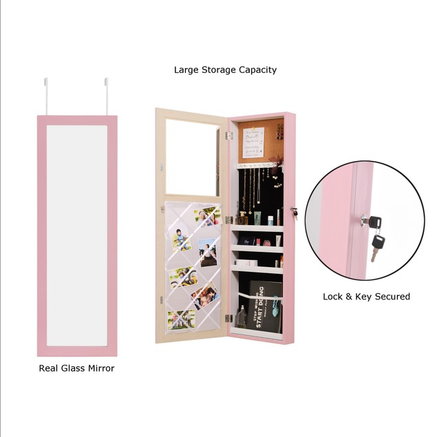 Chavell Over The Door Multipurpose Hanging Organizer