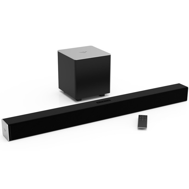 VIZIO SB3821-C6 38 Inch 2.1 Sound Bar Wireless Bluetooth Speaker System