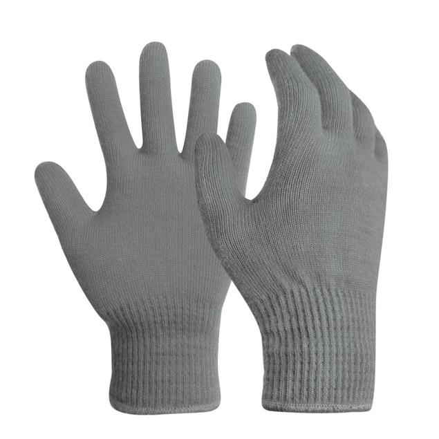 EvridWear Merino Wool String Knit Liner Gloves