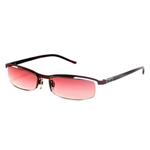 Just Cavalli Women's Sunglasses JC0054 355 Pink 54 17 135 Semi-Rimless Oval