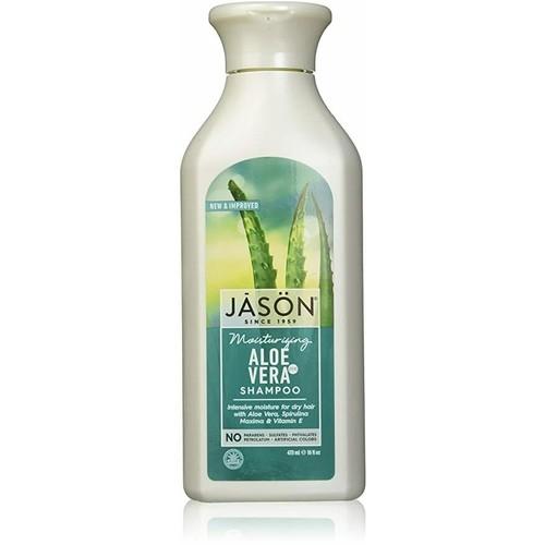 Jason Aloe Vera Shampoo Softens Hair Moisturizing 84% Natural 16 oz