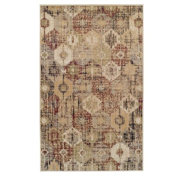 Distressed Arabella Area Rug Collection