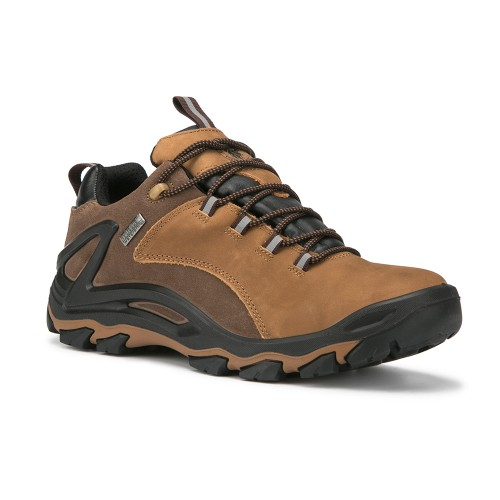ROCKROOSTER Waterproof Hiking Shoes Outdoor Low Top Ankle Sneaker