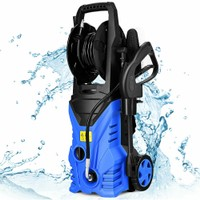 Costway 2030 PSI Electric Pressure Washer Bundle