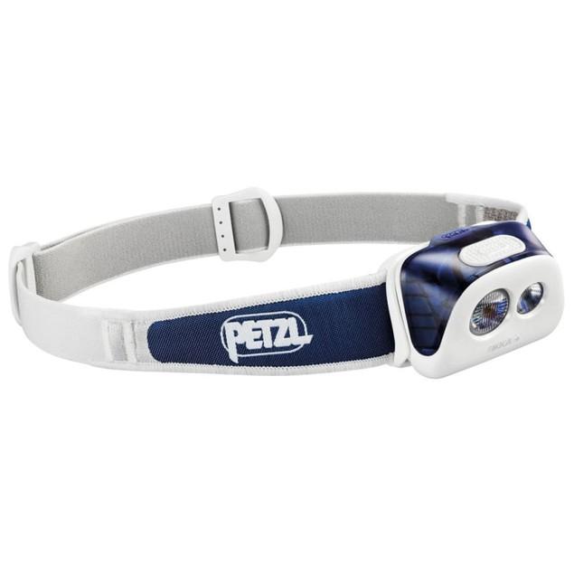 Petzl Tikka Plus Headlamp 160 Lumens w/ Simple Push-Button System, White