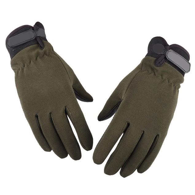 Anti-Slip Silicon Gloves for Women & Men's Outdoor Sports