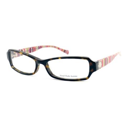 Marc Jacobs Women Eyeglasses MMJ 506 V0Z Havana 50 16 140 Full Rim Rectangle