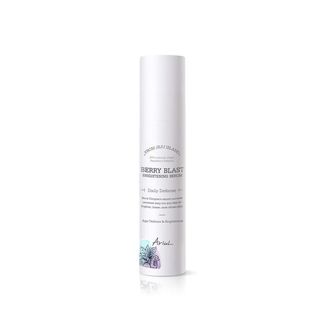 Ariul Berry Blast Balanced pH Natural Facial Brightening Serum, 1.69 Fl Oz
