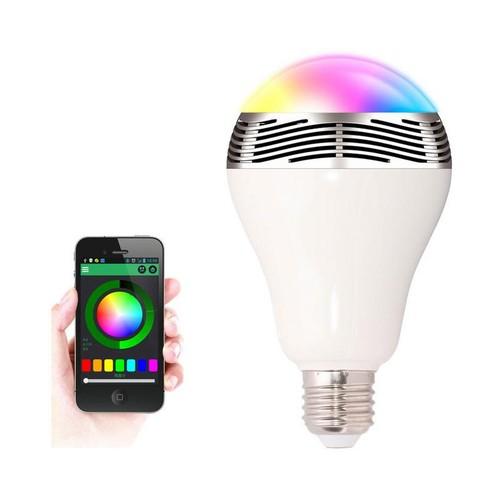 2 in 1 LED Light Bulb/Bluetooth Speaker