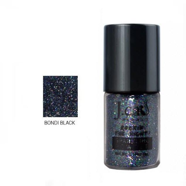 J.Cat Sparkling Powder 210 Bondi Black