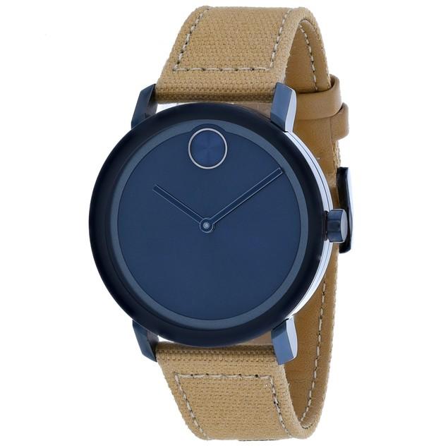 Movado Women's Bold Blue Dial Watch - 3600691
