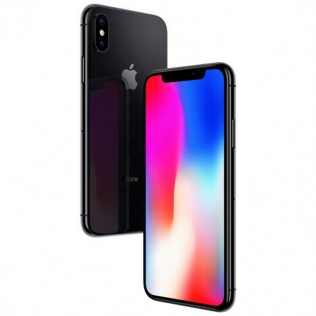 Apple iPhone X 64GB (AT&T, Gray, 5.8 in Screen) - Grade A