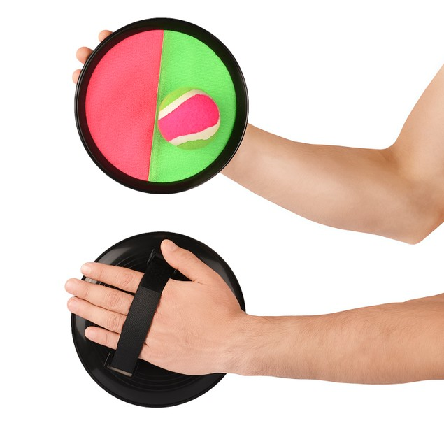 Abcosport Paddle Toss and Catch Game Set