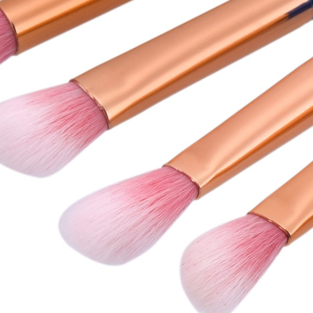 12Pcs Blending Pencil Foundation Makeup Brushes Eyeliner Brush 142