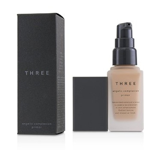 THREE Angelic Complexion Primer SPF22 - # 02 Just Peachy