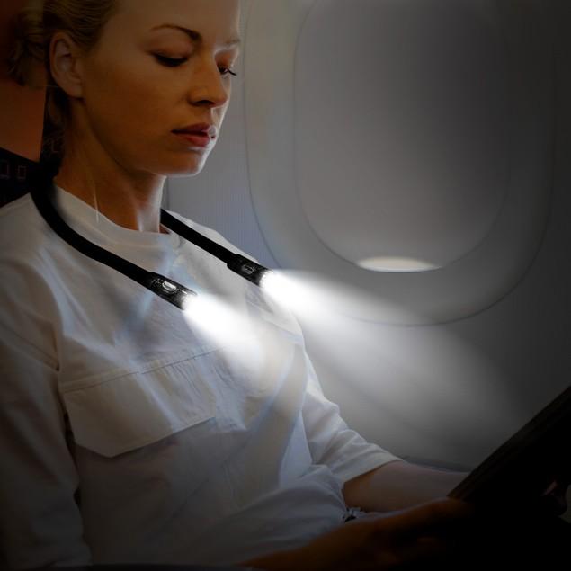 Bright Basics Hands-Free LED Flexible Neck Light