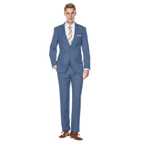 Braveman Men's Classic Fit 2PC Suits