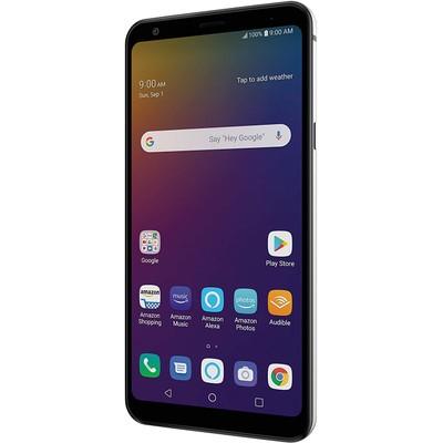 LG Stylo 5 Unlocked Phone (32GB, Silver White)