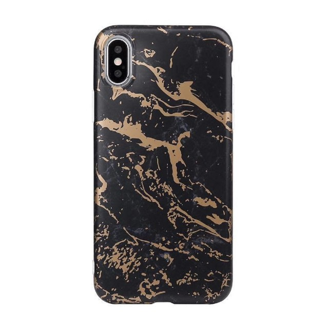 Marble Case For models: iPhone 7/8, iPhone 7/8 Plus, and iPhone X