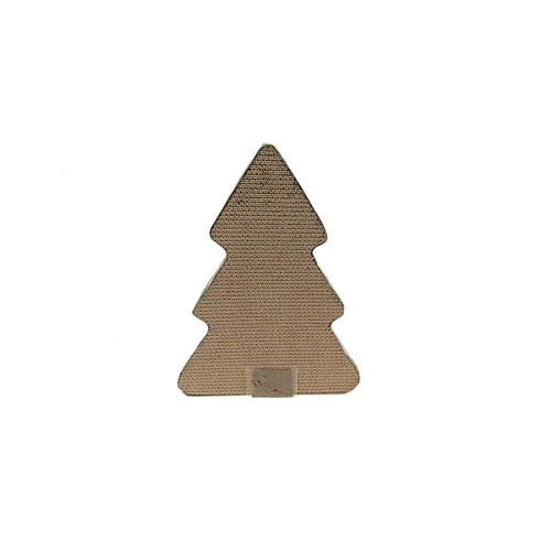 Midlee Christmas Tree Shaped Cat Scratcher