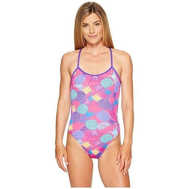 TYR Women's Panama Valleyfit Swimsuit SZ: 38