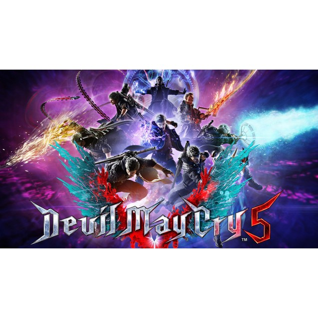 Devil May Cry 5 Special Edition PS5 Game