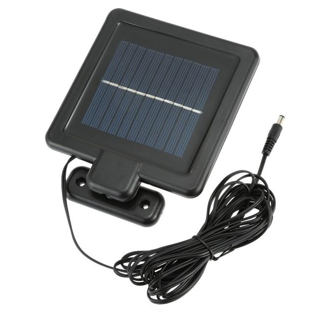 Dual Security Detector Solar Spot Light Motion Sensor 22 LED Floodlight