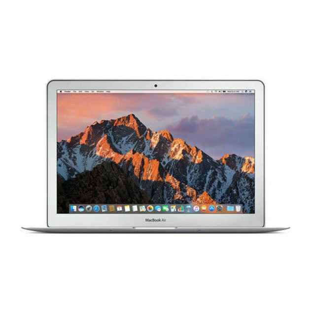 "Apple MacBook Air Laptop Core i5 1.6GHz 4GB RAM 128GB SSD 11"" MJVM2LL/A (2015)"