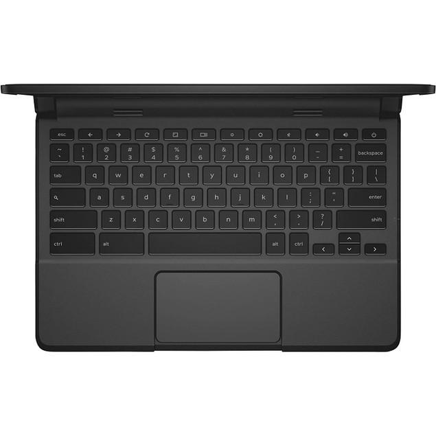 """Dell 11.6"""" Chromebook 11 3120 (Intel Celeron 2.16 GHz, 4GB RAM, 16GB SSD)"""