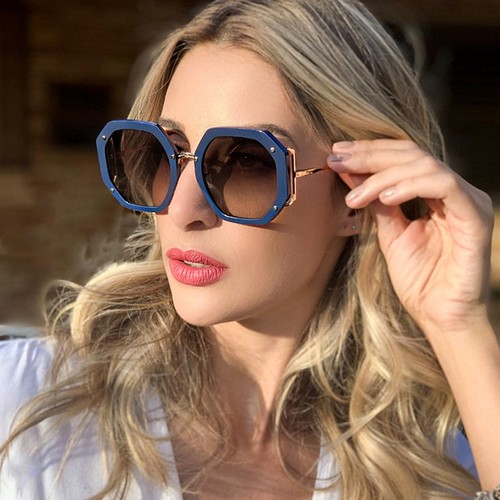 Fashion Polygon Sunglassess