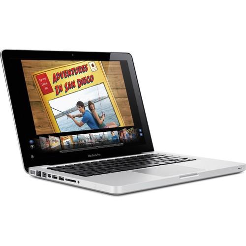 """Apple 13.3"""" MacBook Pro MC374LL/A (4GB RAM, 250GB HDD)"""