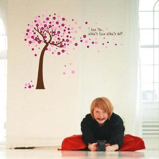 Wall Stickers Art Decals Mural Wallpaper Decor Home Room DIY Decoration
