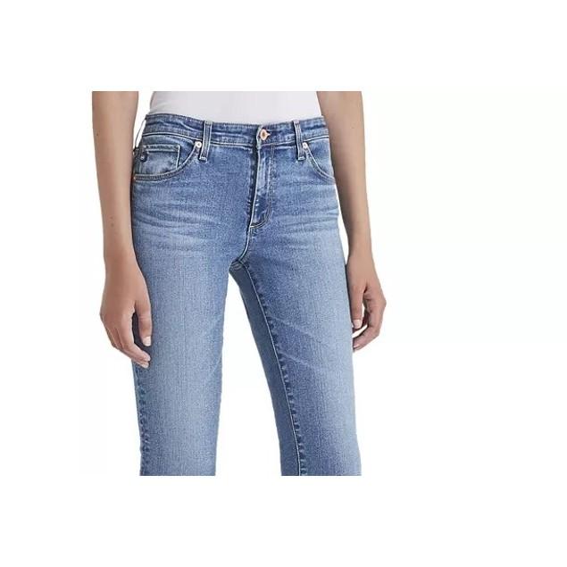 AG Jeans Women's Farrah Skinny Jeans Blue Size 28