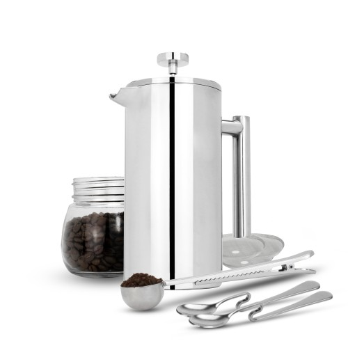 French Press Cafetiere Set | MandW 350ml
