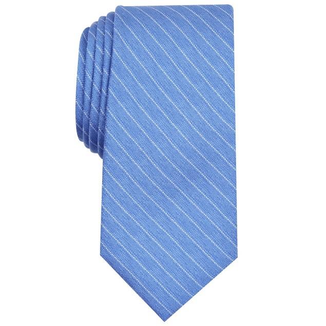 Alfani Men's Stripe Tie Blue Size Regular