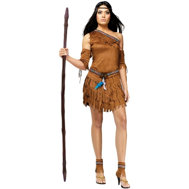 Pow Wow Womens Costume