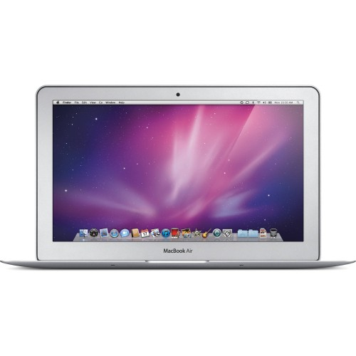 "Apple MacBook Air MC505LL/A 2GB 128GB SSD 11.6"", Silver (Refurbished)"