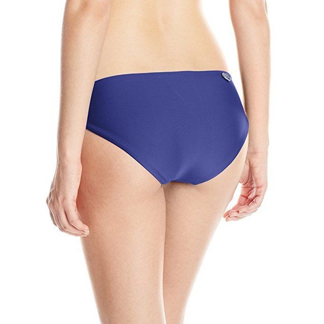 Body Glove Women's Smoothies Ruby Bikini Bottom, Midnight, M