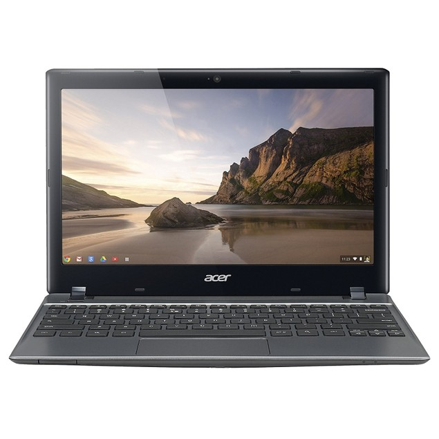 Acer Chromebook Intel Celeron 2955U 4GB,Black(Refurbished)