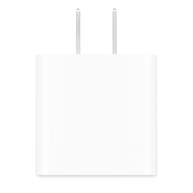 USB-C Power Adapter 18W for iPhone 11/iPhone 11Pro/iPhone 11Pro Max in Bulk
